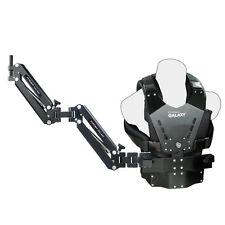 Flycam Profi Galaxy Weste Dual Spring Arm DSLR for Schwebestativ Video rig