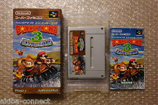 Super Donkey Kong 3 Nintendo Super Famicom SFC Japan