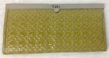 Fashion Clutch Wallet Patent Leather HEARTS/ DIAMONDS/ BUTTERFLIES (MSRP $19.99)