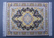 Escala 1:12 25cm X 17.5cm alfombra turca de tejido muñeca casa miniatura Alfombra P36L