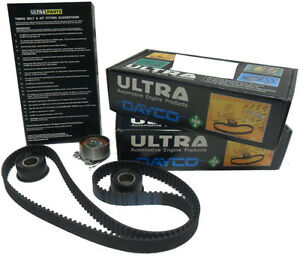 Timing Belt Kit fits Iveco Daily 2.4 & 2.5 D & TD - (85-96) - (TBK82)