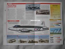 Aircraft of the World Card 170 , Group 4 - Supermarine Attacker