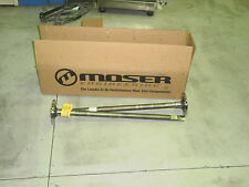 HOLDEN COMMODORE VL TURBO 31 SPLINE MOSER BILLET AXLES (A PAIR) BARE TO SUIT 1/2