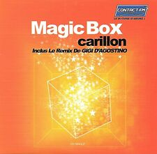 MAGIC BOX - Carillon - 3 Tracks