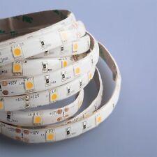 LED Strip 5050 Warmweiß (2700K) 36W 500CM 12V IP44