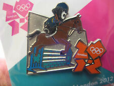 London 2012 Olympic Mascot Pin - Equestrian