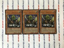 3x Theinen the Great Sphinx Unlimited YuGiOh Ultra Rare Holo EP1-EN001 New MINT