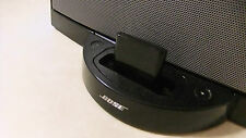 Black Bluetooth Adapter For Bose SoundDock Series 1 (Type A & B), 2 & Portable