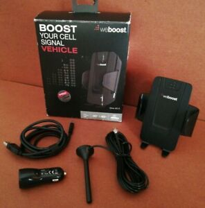 weBoost Drive 4G-S 470107 Cell Phone Signal Booster For Vehicle - Open Box!