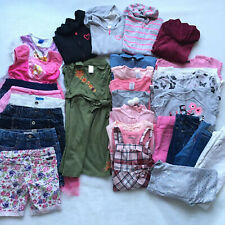 31 Pc Girls Gymboree Gap Levi's Sz 6 Fall & Winter Clothing Lot Jeans Shirts