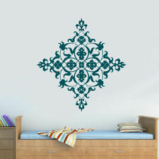 Wall Decal Vinyl Sticker Mandala Menhdi Flower Dorm (Z3033)