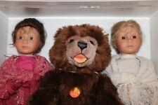 Steiff Steiff Puppe Else mit Häschen-Echtheitszertifikat-limitierte Herstellung