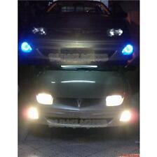 2000 2001 2002 2003 2004 2005 Pontiac Sunfire Halo Fog Lamps Angel Eye Kit