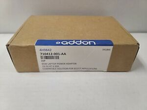 HP 65W 19.5V 3.33A AC Adapter 4H9842 710412-001
