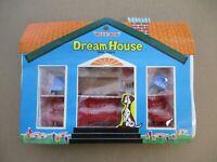 Vintage (1960's) Blue Box (Hong Kong) Dream House
