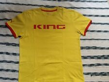 Tee shirt PUMA jaune taille S ou taille 42