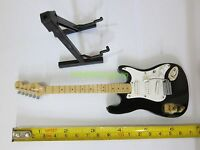 """1/6 Scale Electric Guitar with Stand Hot Instrument for 12"""" Action figure Toys"""