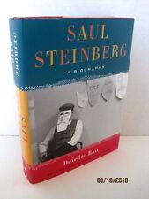 Saul Steinberg: A Biography by Deirdre Blair
