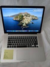 """Apple Macbook Pro 15"""" i7 2.8GHz, 16GB RAM, 512GB HDD"""
