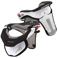 Leatt GPX TRAIL MX ATV Offroad Neck Brace Support White Small Medium S/M Guard