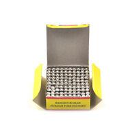 100Pcs/Box 5*20mm 3.15A 250V Fuses 3.15 Amp Glass Tube Fast-Blow Fuse ZT