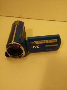 Jvc Everio Blue memory camera GZ-MS250U