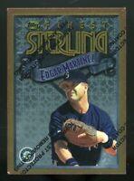 EDGAR MARTINEZ 1996 Topps Finest Sterling Common #323 Seattle Mariners