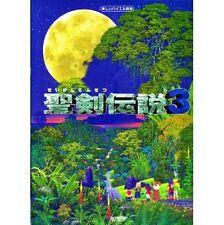 Seiken Densetsu Mana #3 Piano sheet music book