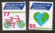 NETHERLANDS MNH 2009 SG2698-2699 THINK GREEN, ACT GREEN SET OF 2