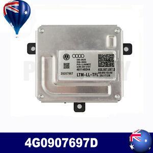 LED Daytime Running Lights LED Headlight Power Module 4G0907697D For Audi Skoda