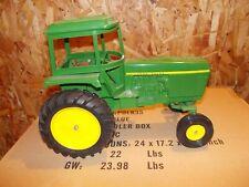 John Deere Cab JD Tractor Wide frontend Vintage Ertl 1/16 WIDER FR tire version