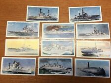 LYONS TEA CARDS - HMS 1902-1962 - SERIES 32