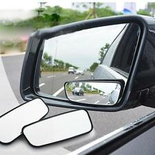 Blind Spot Side Wing Mirror Rear view Wide Angle Adjustable Exterior/internal &