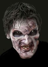 Post Mortum Zombie Foam Latex Mask Woochie Professional Prosthetic Adult Size