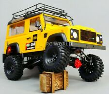 RC 1/10 Land Rover DEFENDER 90 Rock Crawler 4X4 Truck  8.4V  *RTR* CAMEL TROPHY