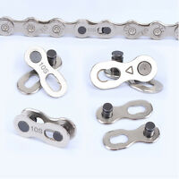 1 Pair Missing Link Bike Chain Joining Links