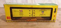 Vintage Fleischmann HO Scale Train Car #1437 American Refrigerator Transit Co