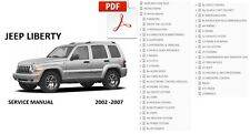 2006 jeep liberty service manual free
