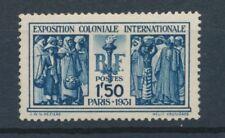 France N°274 1f50 bleu N** Cote 110 € signé Calves N2221