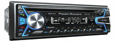 NEW POWER ACOUSTIK PCD-51B 1-DIN CD/MP3 PLAYER, AM/FM RECEIVER W SD/USB PLAYBACK