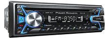 NEW POWER ACOUSTIK PCD-51B 1-DIN CD/MP3 PLAYER, AM/FM RECEIVER W SD/USB PLAYBACK