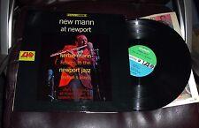 HERBIE MANN New Mann at Newport NM Atlantic LP 1966 SHE'S A CARIOCA Scratch