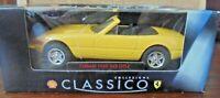 SHELL COLLEZIONE CLASSICO - FERRARI 1969 365 GTS4 - SCALE 1:43 NEW IN BOX