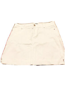 White Midi Pencil Skirt Size4 As New Condition   White House / Black Market