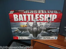 Battleship Mint Sealed Hasbro 2011 Original Naval Tactical Warfare Combat Game!