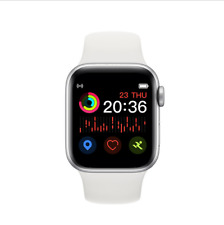 White X7 Smart Watch Series 5 2020 for Android & iOS -Bluetooth Call, Heart Rate