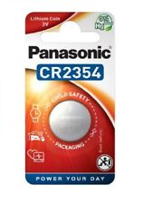ENVOI SOUS SUIVI - Panasonic 1 PILE CR2354  bouton au lithium 3V