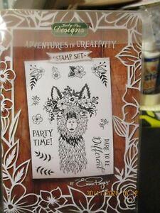 Adventure in Creativity  Stamp Set