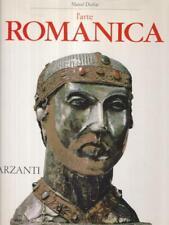 L'ARTE ROMANICA PRIMA EDIZIONE DURLIAT MARCEL GARZANTI 1994