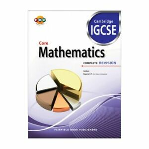 IGCSE: Core Mathematics Complete Revision - Year 12